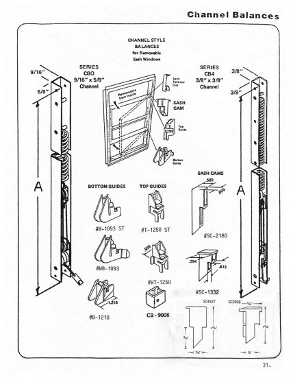 replacement windows replacement window balances parts